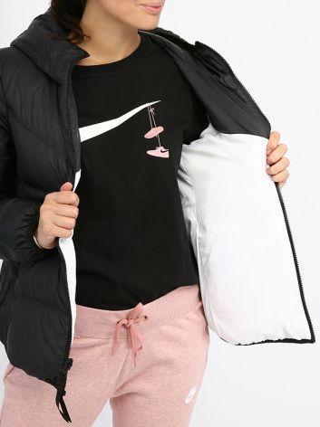 Куртка синтепоновая женские NIKE модель 939438-010 купить, 2017