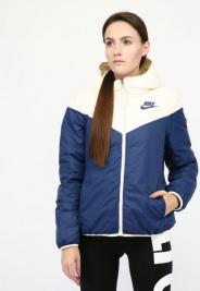Куртка пуховая женские NIKE модель 939438-110 цена, 2017