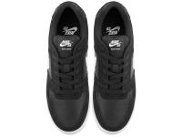 Кеды для мужчин NIKE SB DELTA FORCE VULC Black/white 942237-010 обувь бренда, 2017