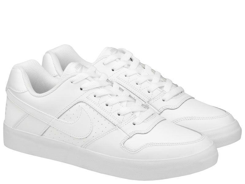 d4b785aa Кеди для чоловіків NIKE SB DELTA FORCE VULC White 942237-112 брендове  взуття, 2017