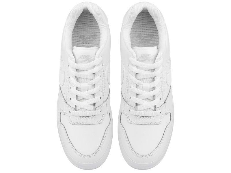 Кеды для мужчин NIKE SB DELTA FORCE VULC White 942237-112 брендовая обувь, 2017