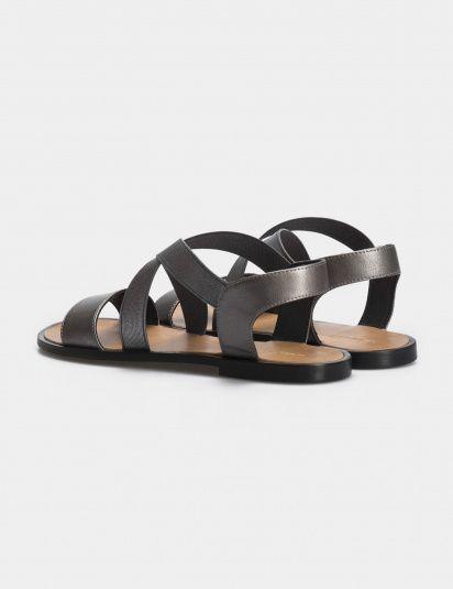 Сандалии женские Сандали 94370784 никель кожа 94370784 размерная сетка обуви, 2017