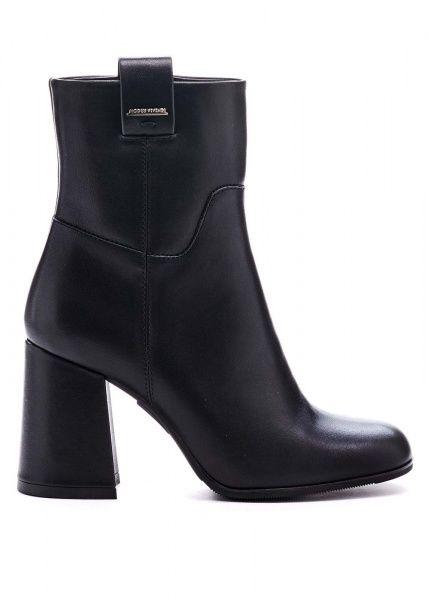 для женщин 957412 Черные ботинки Modus Vivendi 957412 брендовая обувь, 2017