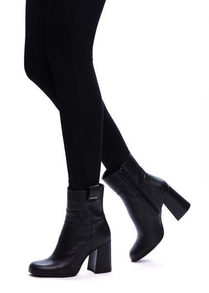 для женщин 957412 Черные ботинки Modus Vivendi 957412 модная обувь, 2017
