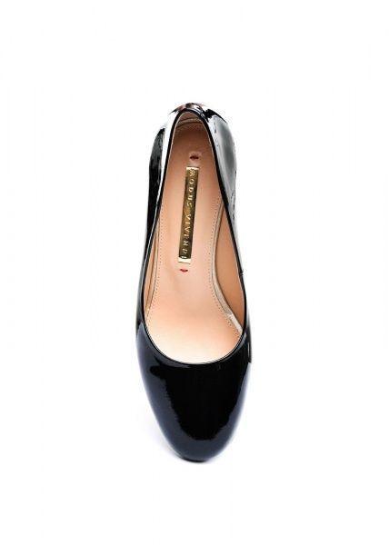 для женщин 960381 Черные лаковые туфли Modus Vivendi 960381 примерка, 2017