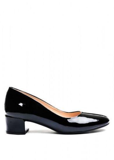 для женщин 960381 Черные лаковые туфли Modus Vivendi 960381 цена, 2017
