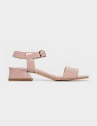 Босоніжки  для жінок Босоножек 96832010 розовая кожа лакированая 96832010 замовити, 2017