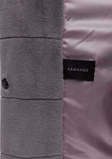 Шуба Samange - фото