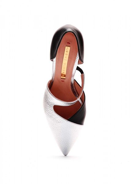 Туфли для женщин 973212 Туфли комбинированные кожаные Modus Vivendi 973212 продажа, 2017