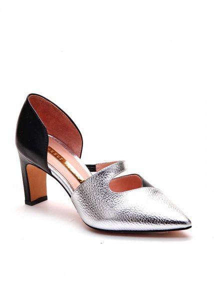 Туфли для женщин 973212 Туфли комбинированные кожаные Modus Vivendi 973212 модные, 2017