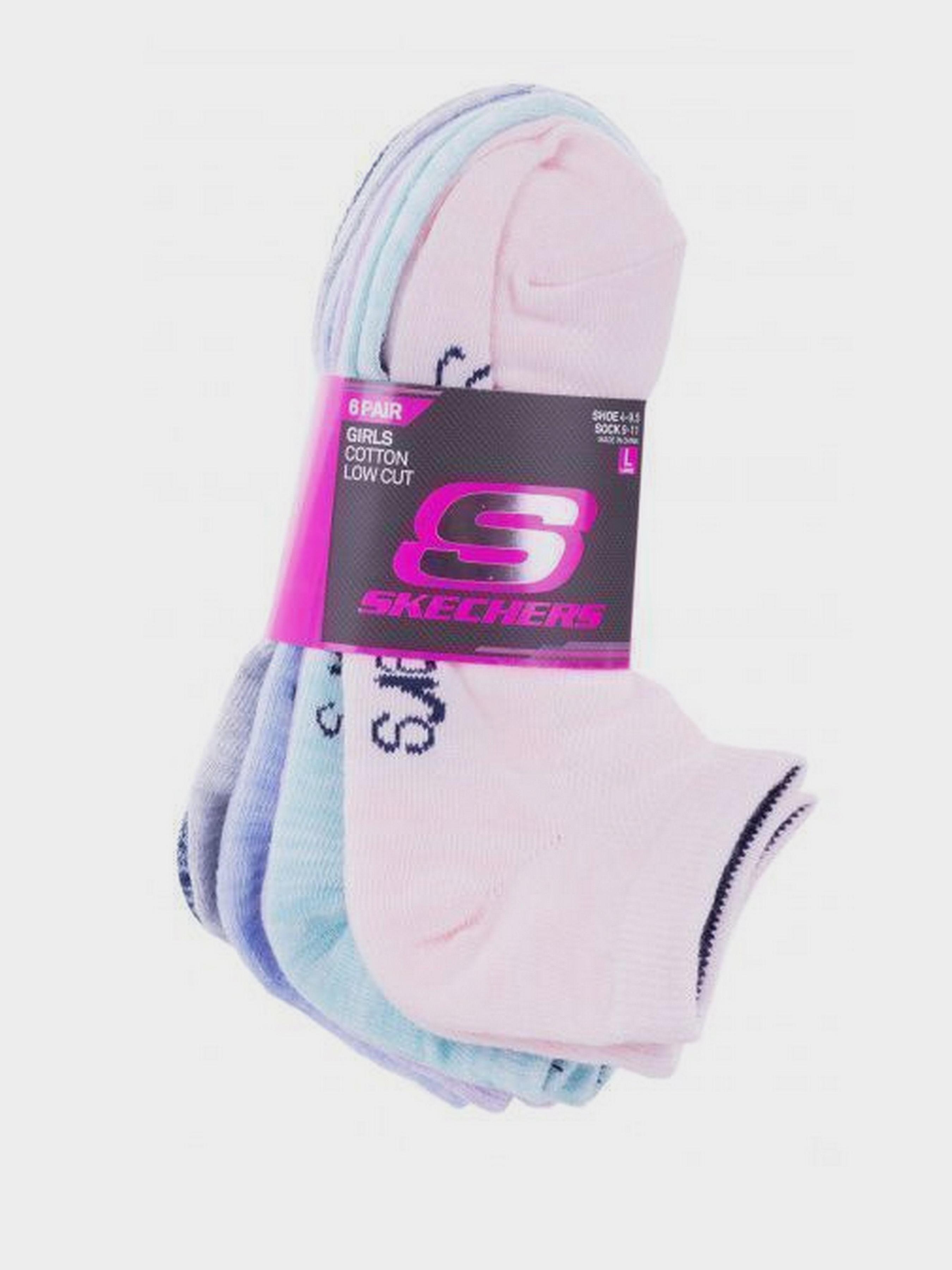 Купить Носки детские модель 9C101, Skechers, Многоцветный