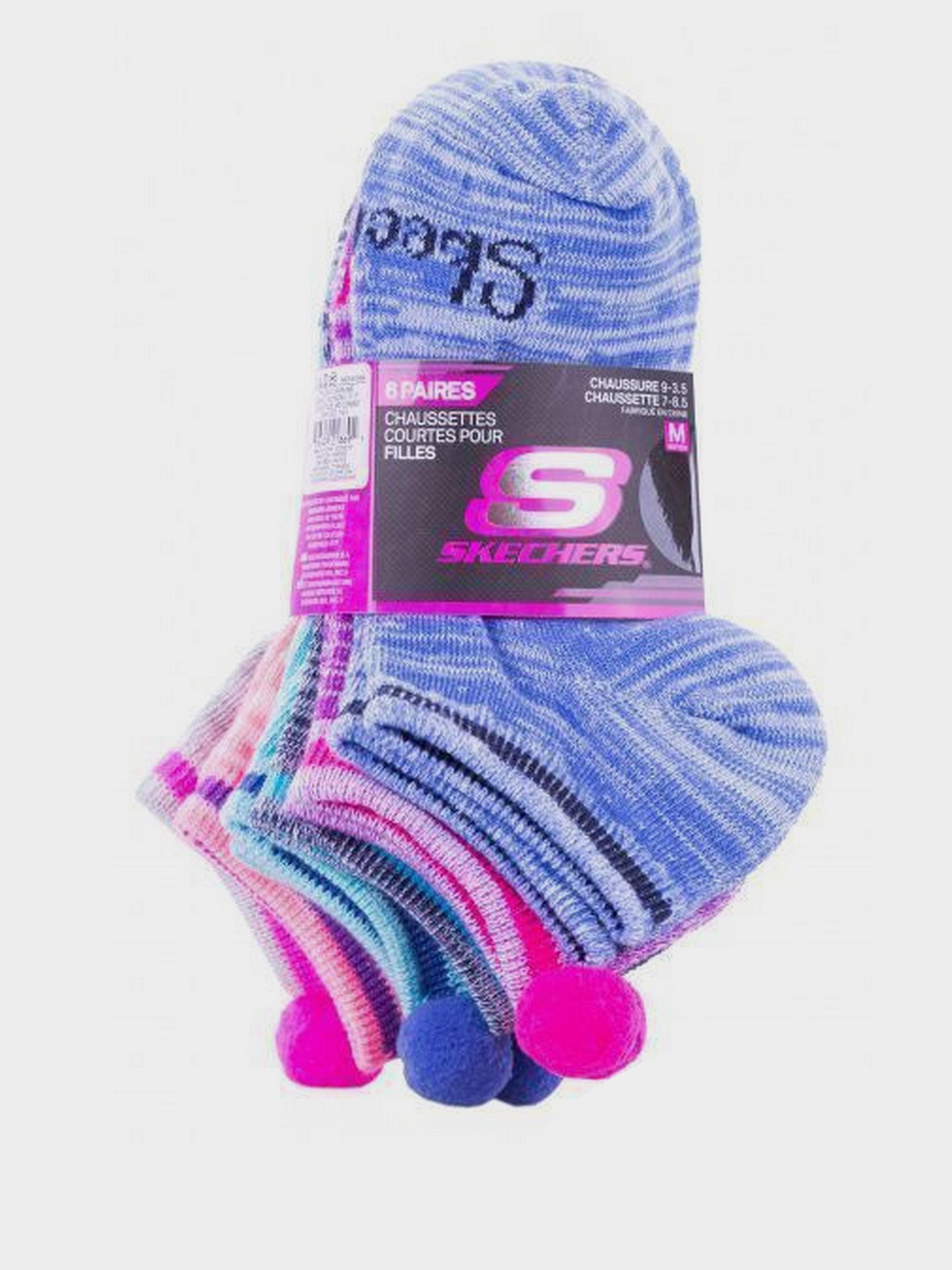 Купить Носки детские модель 9C103, Skechers, Многоцветный