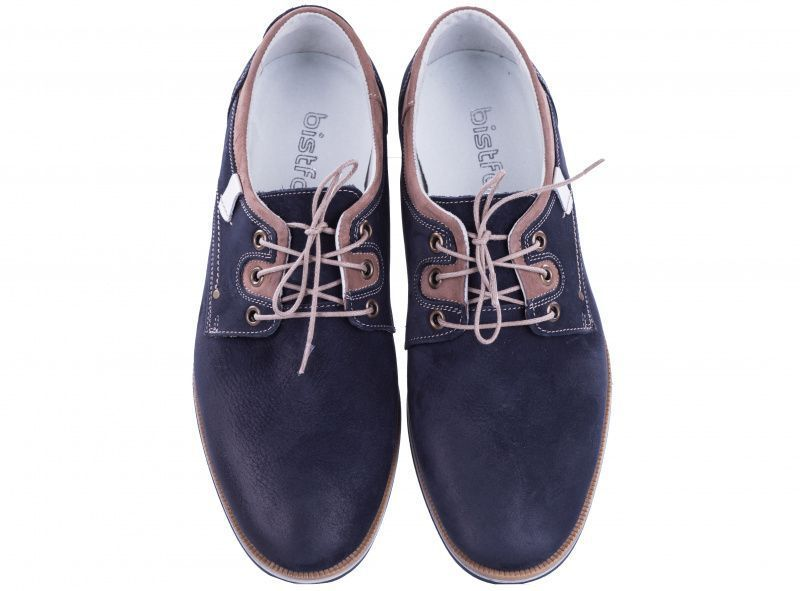 Полуботинки для мужчин BISTFOR 9H25 модная обувь, 2017