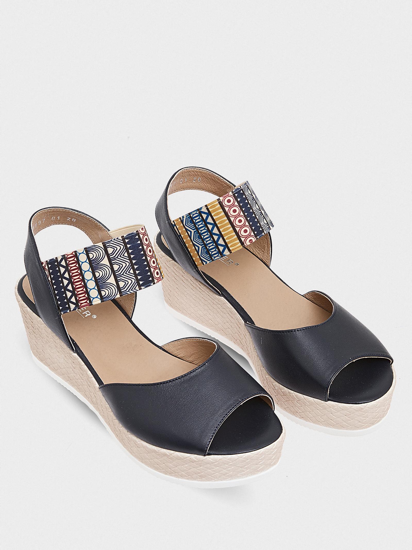 Босоніжки  для жінок Стептер 6897-1 модне взуття, 2017