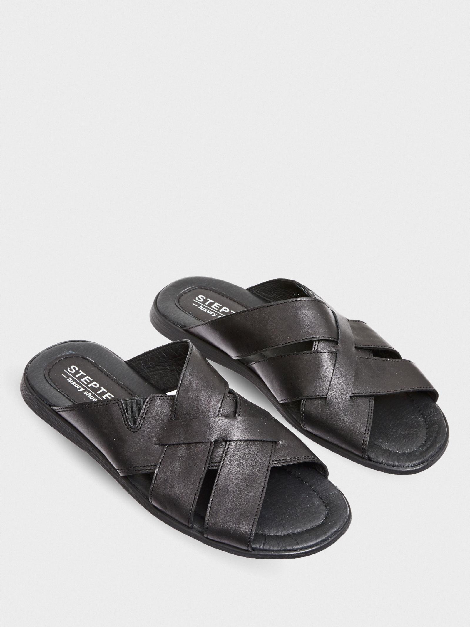 Шлёпанцы для мужчин Стептер 6953 размеры обуви, 2017
