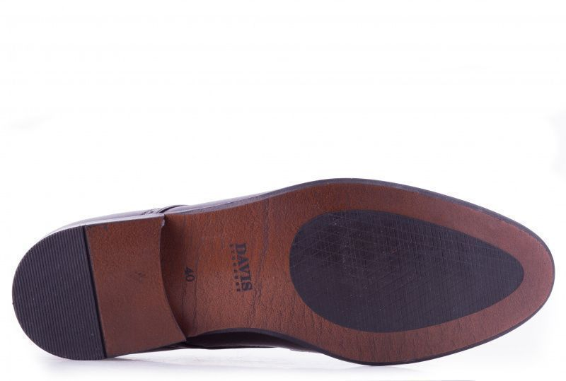 Полуботинки для мужчин Davis dynamic shoes 9O12 размеры обуви, 2017