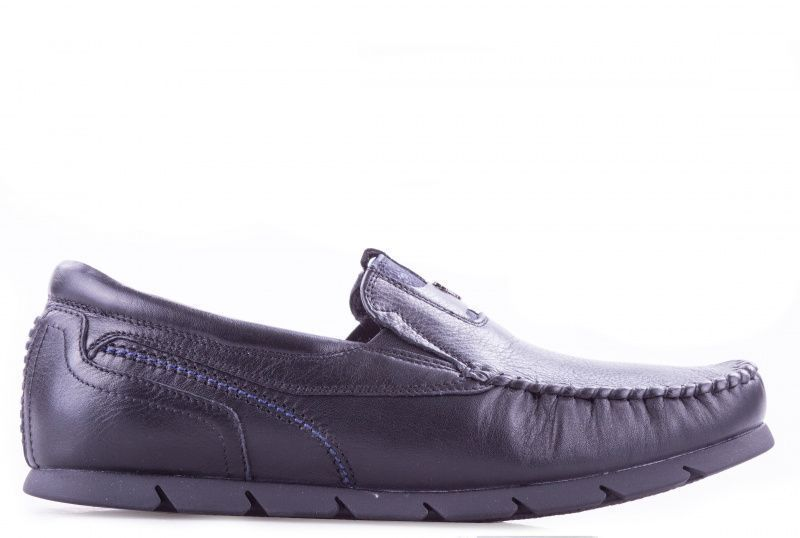 Купить Мокасины мужские Davis dynamic shoes 9O13, Черный