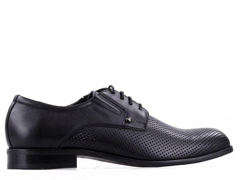 Купить Полуботинки мужские Davis dynamic shoes 9O17, Черный