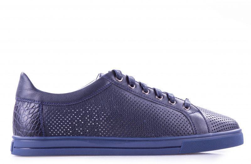 Купить Полуботинки мужские Davis dynamic shoes 9O20, Синий