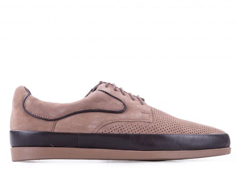 Купить Полуботинки мужские Davis dynamic shoes 9O21, Бежевый