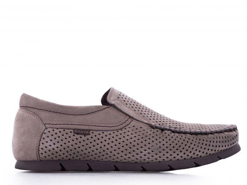 Купить Мокасины мужские Davis dynamic shoes 9O25, Бежевый