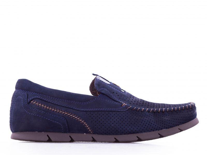 Купить Мокасины мужские Davis dynamic shoes 9O26, Синий