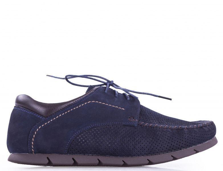Купить Мокасины мужские Davis dynamic shoes 9O29, Синий