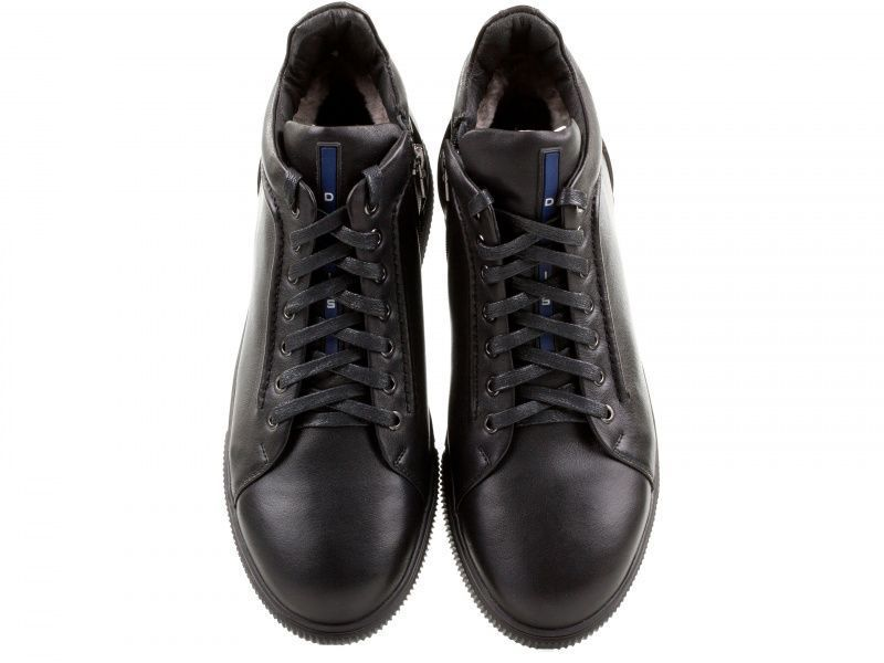Ботинки мужские Davis dynamic shoes 9O3 примерка, 2017