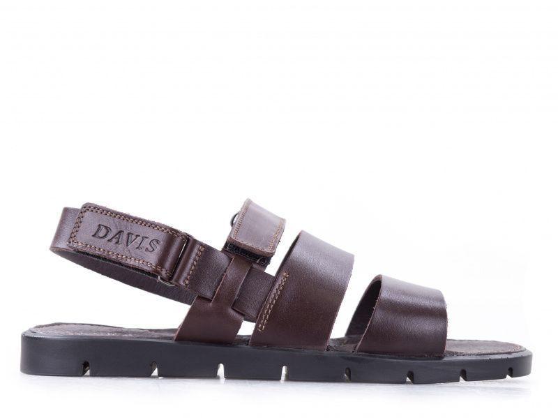 Купить Сандалии мужские Davis dynamic shoes 9O31, Коричневый