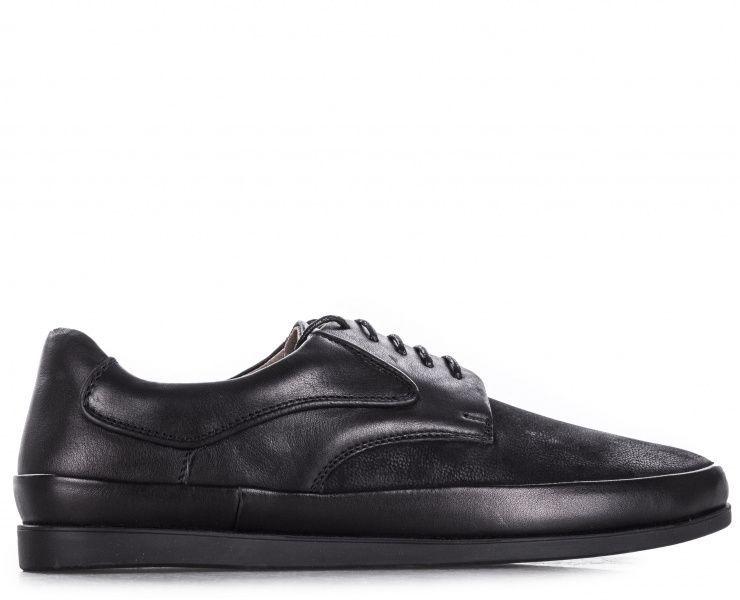 Купить Полуботинки мужские Davis dynamic shoes 9O37, Черный