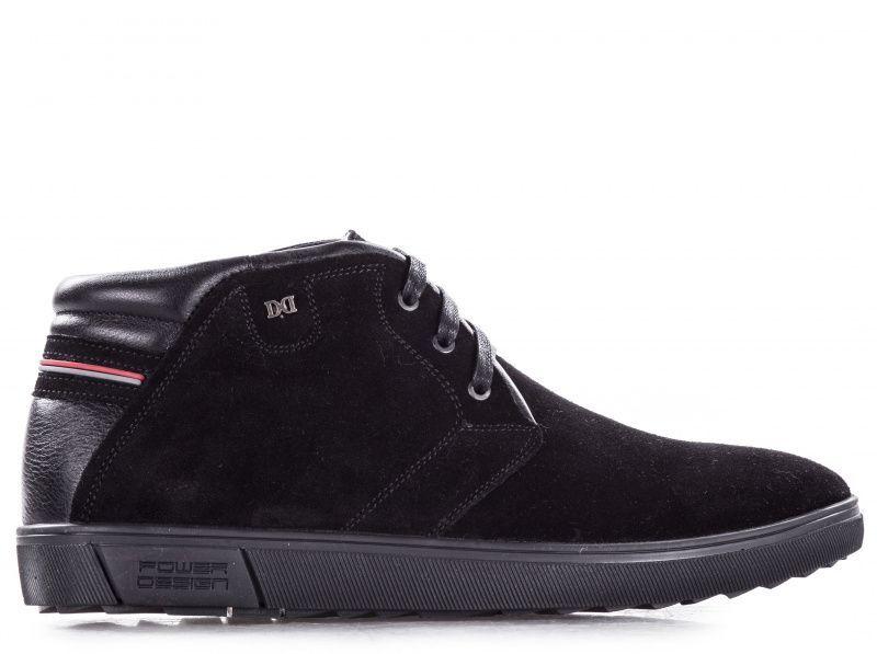 Купить Ботинки мужские Davis dynamic shoes 9O41, Черный