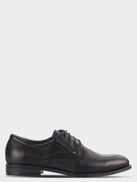 Купить Полуботинки мужские Davis dynamic shoes 9O47, Черный