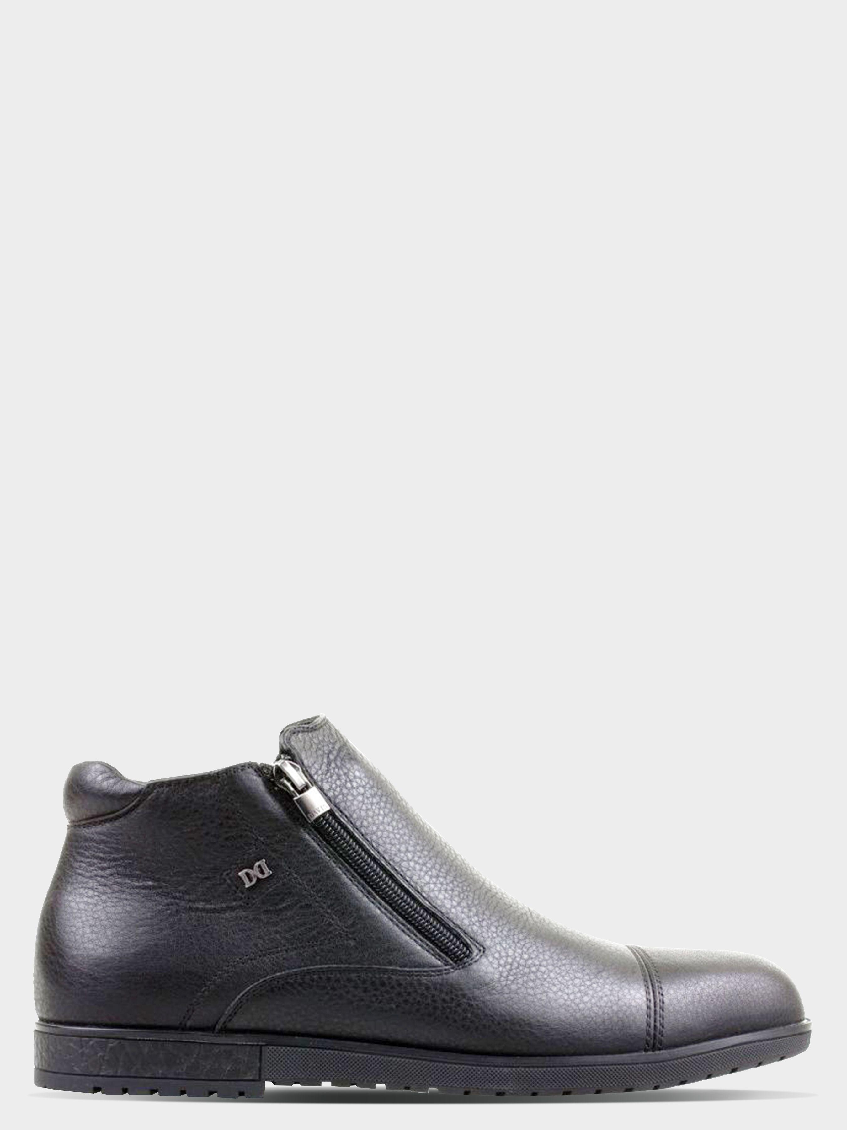 Купить Ботинки мужские Davis dynamic shoes 9O5, Черный