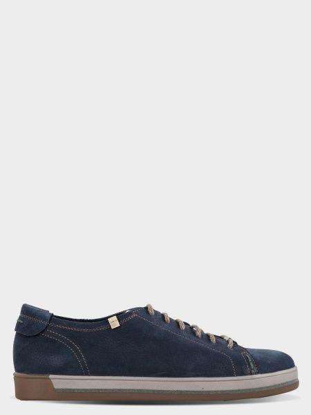 Купить Полуботинки мужские Davis dynamic shoes 9O52, Синий