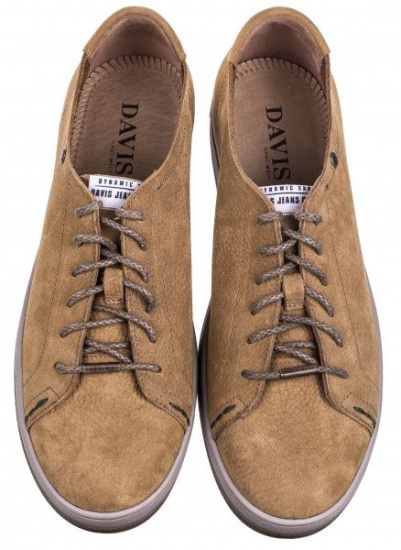 Полуботинки для мужчин Davis dynamic shoes 9O53 модная обувь, 2017
