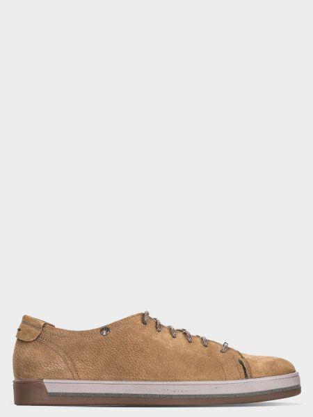 Купить Полуботинки мужские Davis dynamic shoes 9O53, Желтый