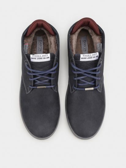 Напівчеревики  для чоловіків Davis dynamic shoes 1909-63 розмірна сітка взуття, 2017