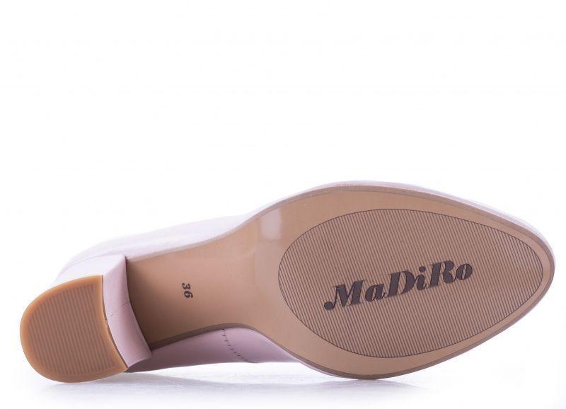 Туфли для женщин MADIRO 9P26 примерка, 2017