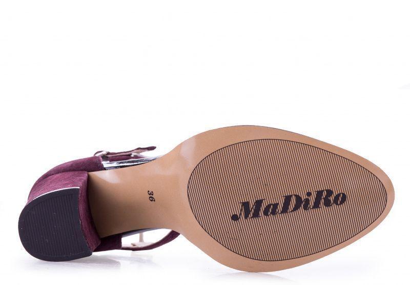 Туфли для женщин MADIRO 9P34 примерка, 2017