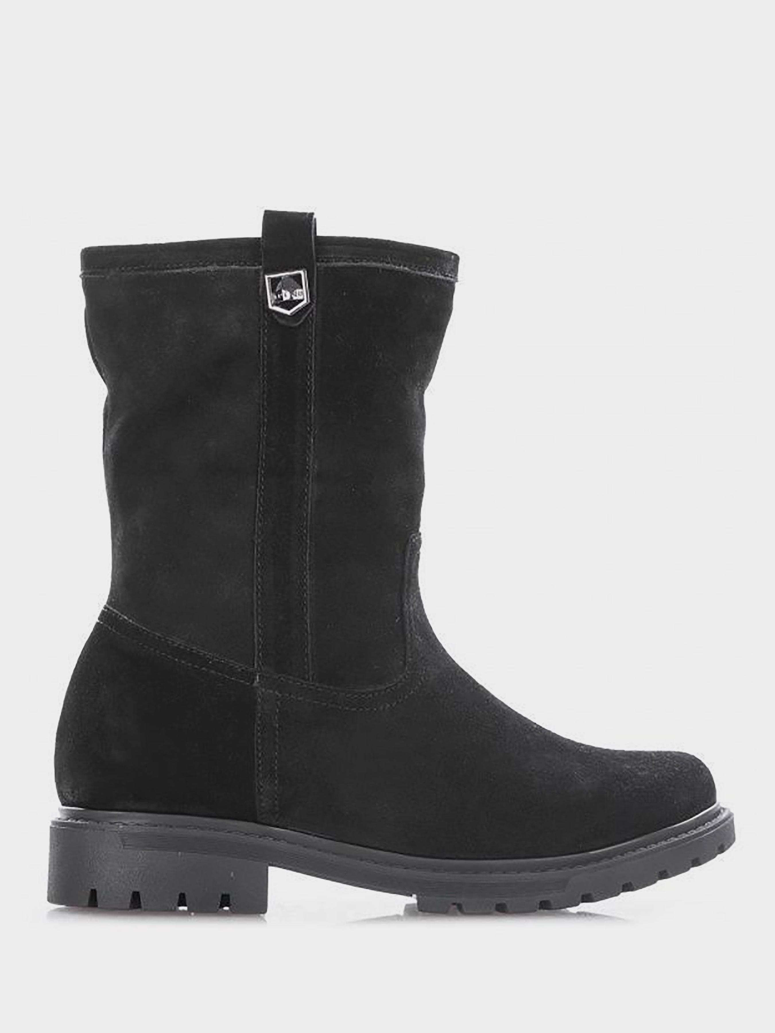 Купить Ботинки женские MADIRO 9P49, Черный