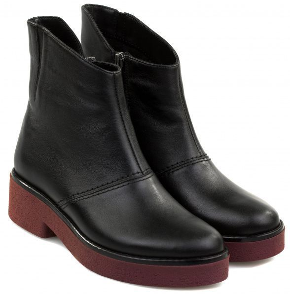 Ботинки для женщин MADIRO 9P5 примерка, 2017