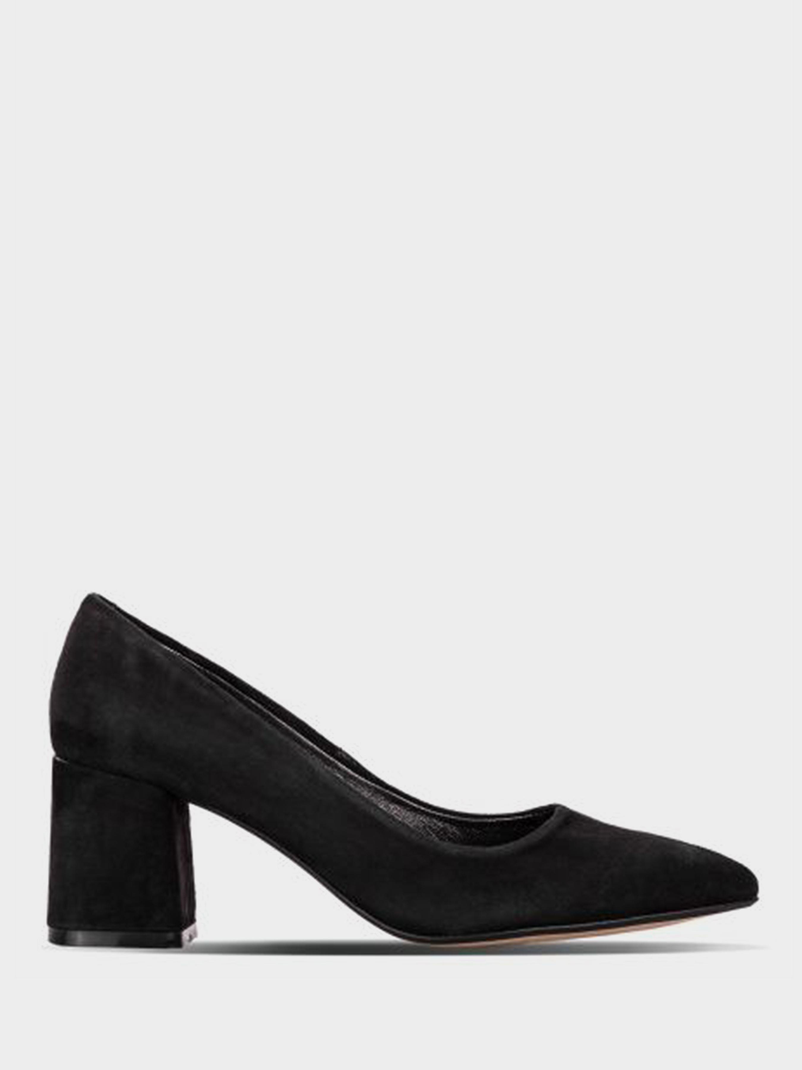 Купить Туфли женские MADIRO 9P60, Черный