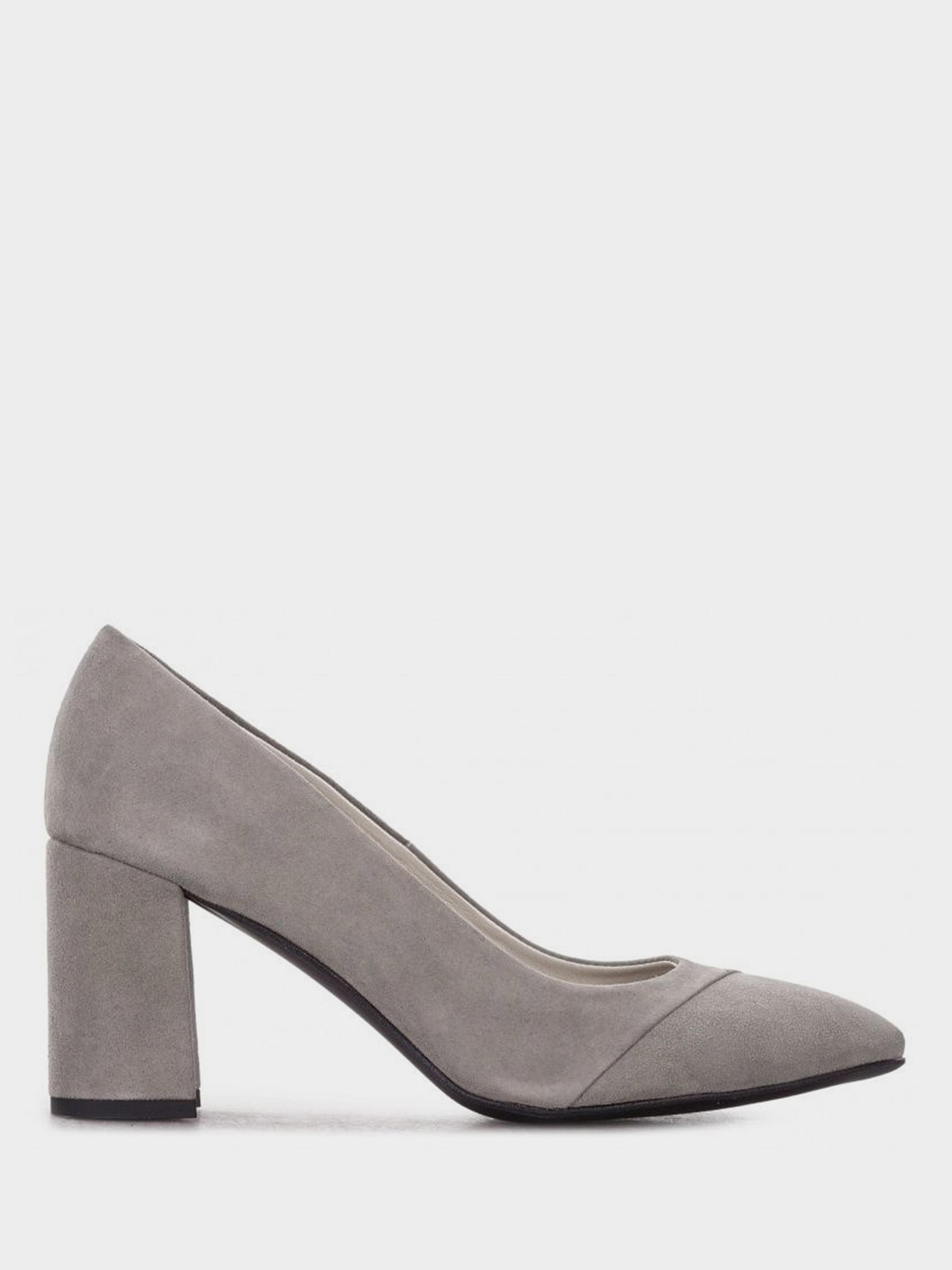Купить Туфли женские MADIRO 9P61, Серый