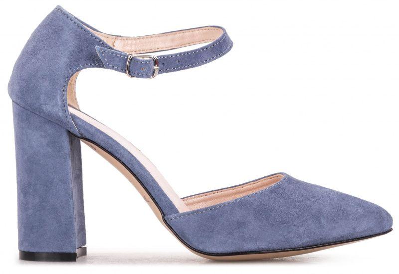 Купить Туфли женские MADIRO 9P62, Синий