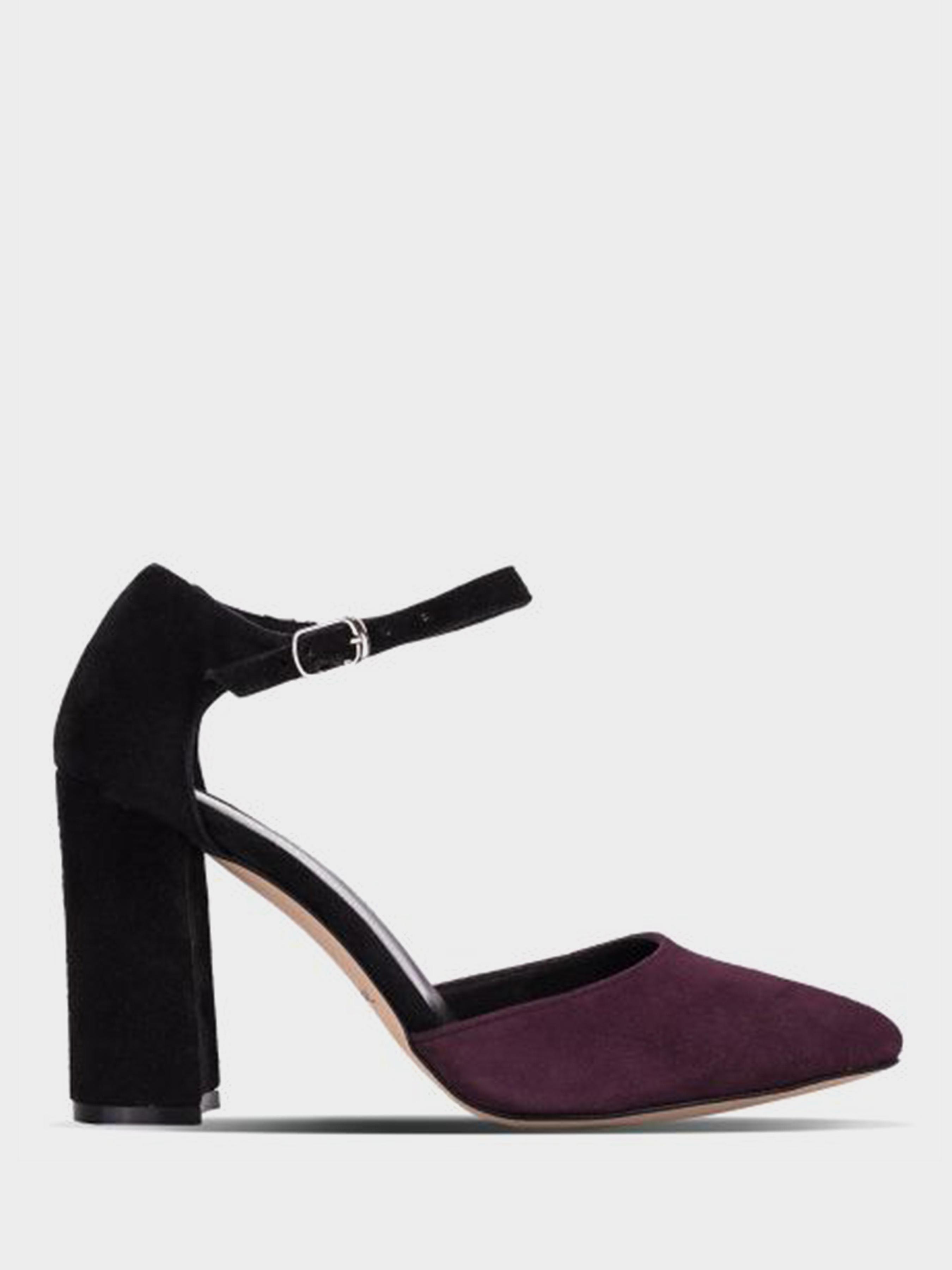 Туфли женские MADIRO 9P63, Черный  - купить со скидкой