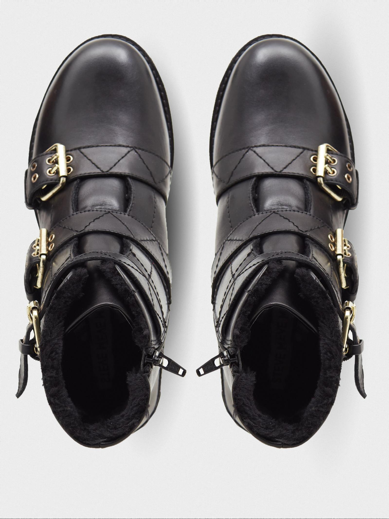 Ботинки для женщин Steve Madden 9T109 купить обувь, 2017