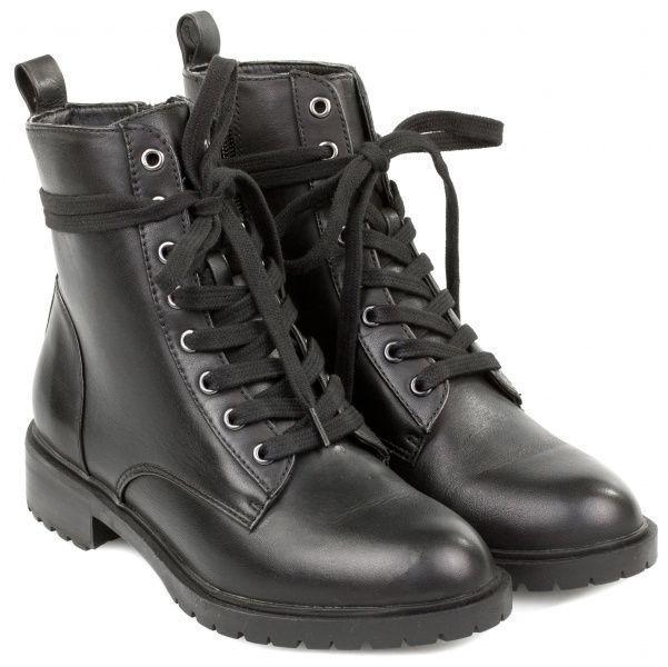 Купить Ботинки женские Steve Madden Officer 9T11, Черный