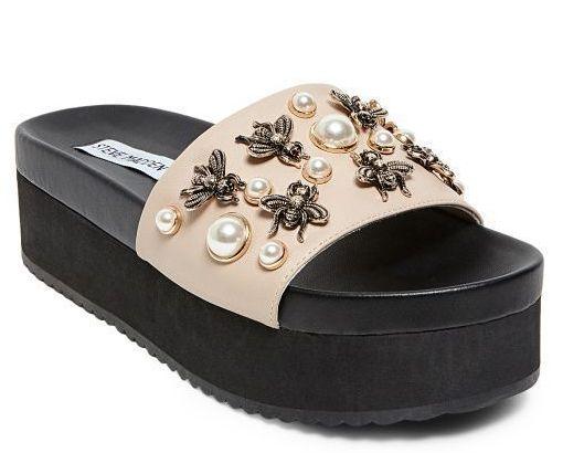 Шлёпанцы женские Steve Madden ADORN 9T13 купить обувь, 2017