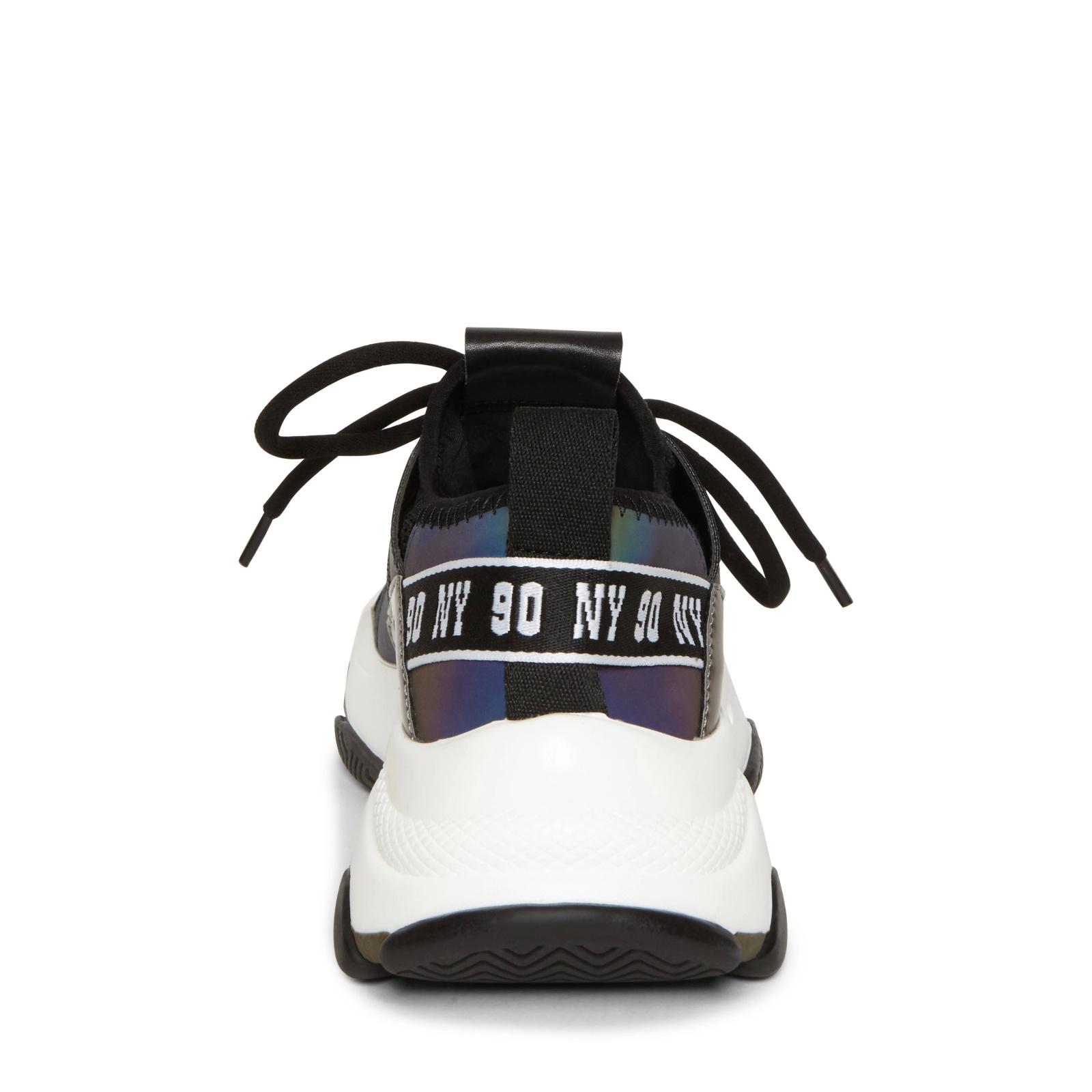 Кросівки  жіночі Steve Madden AJAX SM11000586 BLACK METALLIC брендове взуття, 2017