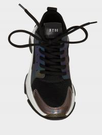 Кросівки жіночі Steve Madden AJAX SM11000586 BLACK METALLIC - фото